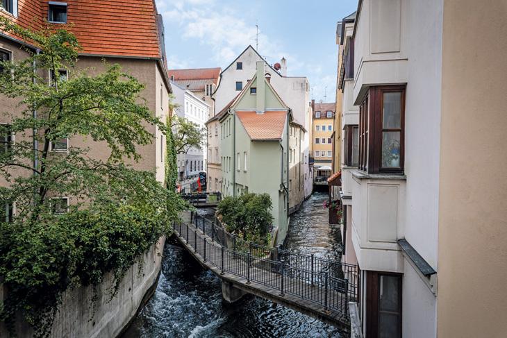 Augsburger Lechkanal