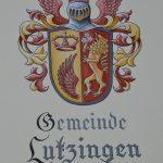 Gemeinde Lutzingen Wappen