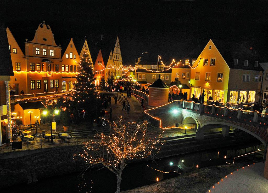 Donauwörther Romantischer Weihnachtsmarkt