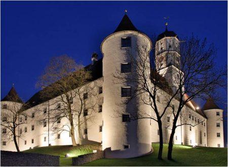 Höchstädter Schloss