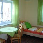 Wohnung 2: Schlafzimmer 1